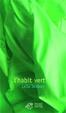 Cover of L'habit vert