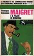 Cover of Maigret e il pazzo di Bergerac