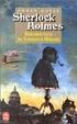 Cover of Résurrection de Sherlock Holmes