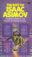 Cover of Best of Isaac Asimov