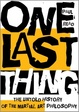Cover of One Last Thing