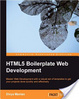 Cover of HTML5 Boilerplate Web Development
