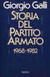 Cover of Storia del partito armato