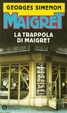 Cover of La trappola di Maigret