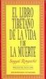 Cover of El libro tibetano de la vida y de la muerte