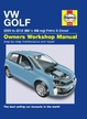 Cover of VW Golf