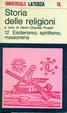 Cover of Storia delle religioni. 12