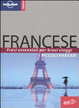 Cover of Francese. I piccoli frasari