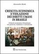 Cover of Crescita economica e violazione dei diritti umani in Brasile