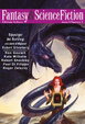 Cover of Fantasy & Science Fiction - Anno I, n. 2 (luglio-agosto 2013)