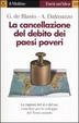Cover of La cancellazione del debito dei paesi poveri