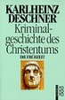 Cover of Kriminalgeschichte des Christentums
