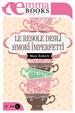 Cover of Le regole degli amori imperfetti