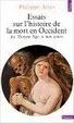 Cover of Essais sur l'histoire de la mort en Occident