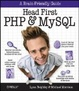 Cover of Head First PHP & MySQL