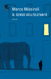 Cover of Il senso dell'elefante
