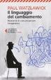 Cover of Il linguaggio del cambiamento