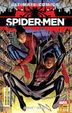 Cover of Ultimate Comics: Spider-Men n. 1