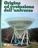 Cover of Origine ed evoluzione dell'universo