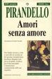 Cover of Amori senza amore