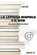 Cover of La lettura digitale e il web