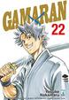 Cover of Gamaran vol. 22
