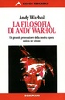 Cover of La filosofia di Andy Warhol
