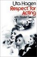 Cover of Respect for Acting