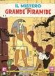 Cover of Il mistero della grande piramide