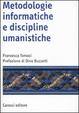 Cover of Metodologie informatiche e discipline umanistiche