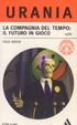 Cover of La Compagnia del Tempo: il futuro in gioco