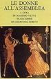 Cover of Le donne all'assemblea