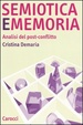 Cover of Semiotica e memoria
