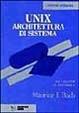 Cover of Unix architettura di sistema