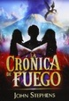 Cover of La crónica de fuego