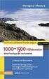 Cover of Südtirols schönste Wanderungen: 1000-1500 Höhenmeter