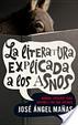 Cover of La literatura explicada a los asnos