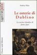 Cover of Le osterie di Dublino