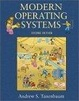 Cover of Modern Operating Systems