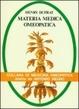 Cover of Materia medica omeopatica / D-N