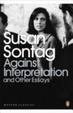 Cover of Against Interpretation and Other Essays