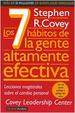Cover of LOS 7 HABITOS DE LA GENTE ALTAMENTE EFECTIVA