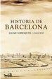 Cover of Historia de Barcelona