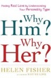 Cover of Why Him? Why Her? Who We Love
