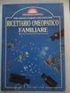 Cover of Ricettario omeopatico familiare