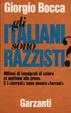 Cover of Gli italiani sono razzisti?