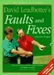 Cover of David Leadbetter's Faults and Fixes