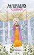 Cover of La chica con pies de cristal
