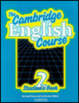 Cover of The Cambridge English Course 2 Student's book