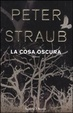 Cover of La cosa oscura